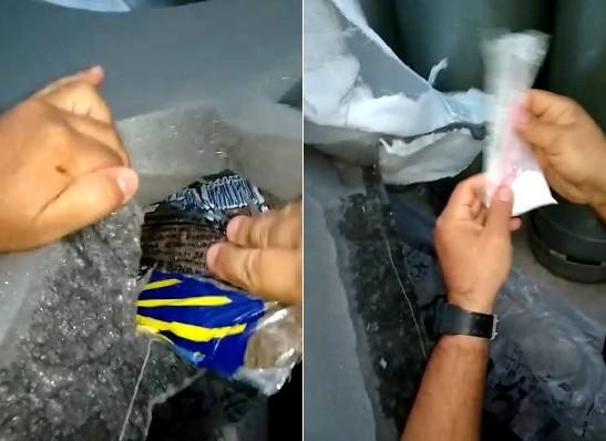 Polícia Civil prende homem que deixou colchão recheado com drogas para apenado na Cadeia de Monteiro