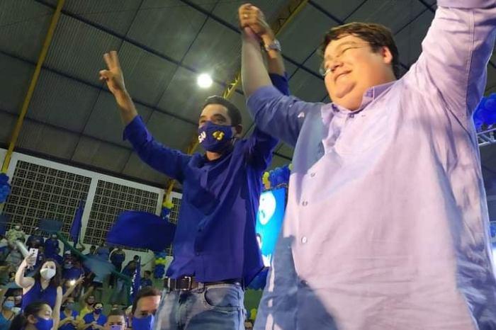 Flávio Torreão e Diego têm candidaturas homologadas durante convenção em Serra Branca