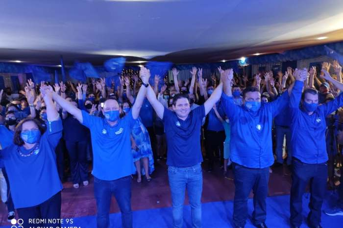 Em Gurjão, Zé Elias e Fabio Coutinho são homologados para eleição 2020