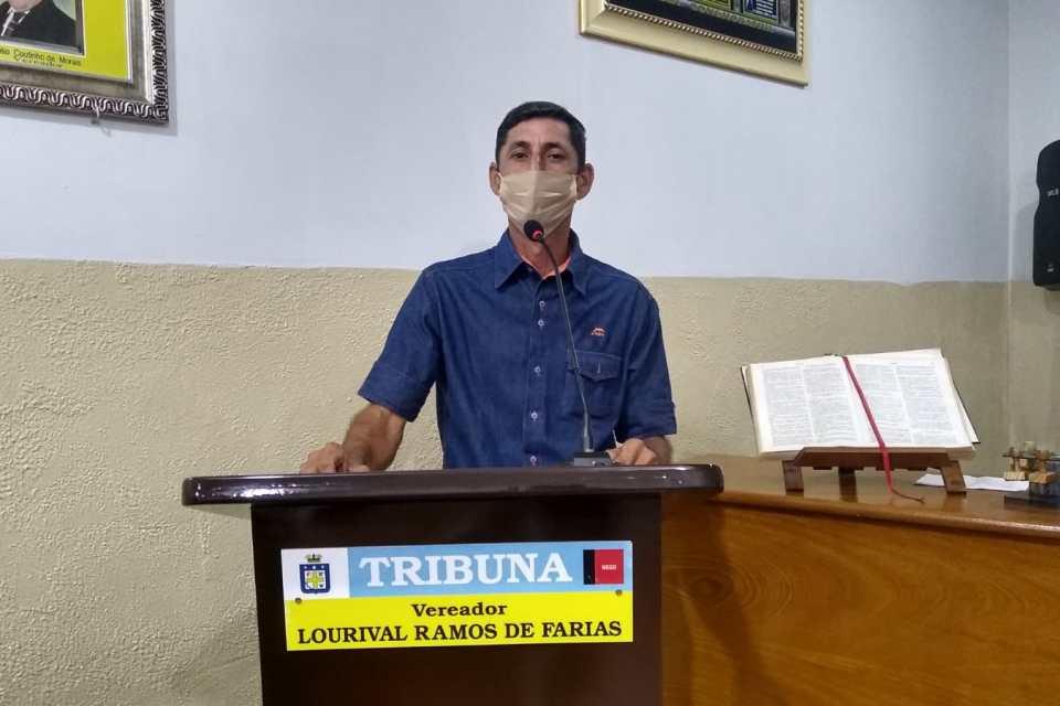 Vereador Juber Ramos desiste de disputar reeleição e anuncia apoio a Hélder e Chico em São João do Cariri