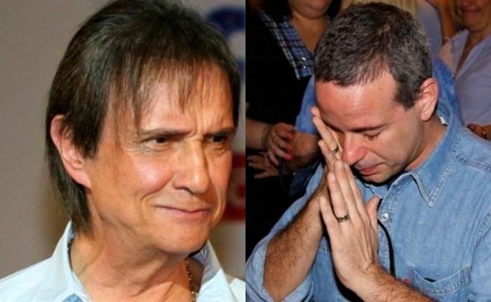 Filho de Roberto Carlos desabafa sobre novo câncer
