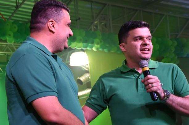 Eleições 2020: Dr. Augusto e Paulo Júnior registram candidaturas à Prefeitura de Ouro Velho