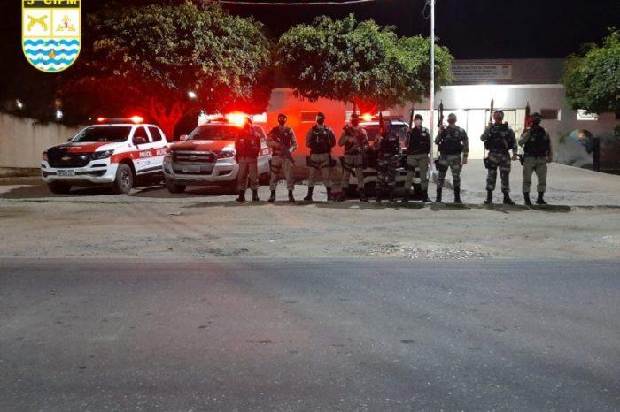 Suspeito de assaltar farmácia em São Domingos do Cariri é preso em flagrante