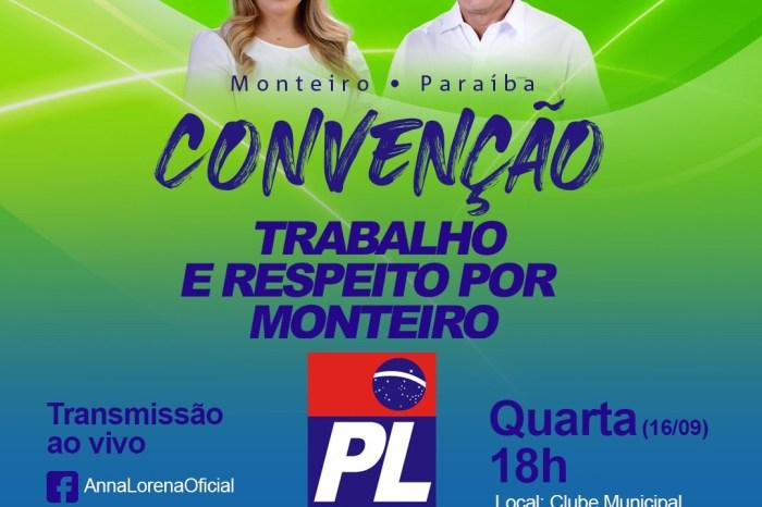 Convenção que homologará candidaturas de Lorena e Celecileno acontecerá nesta quarta-feira