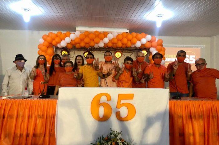 Em Coxixola, Valmi Oliveira e Josafá e têm candidaturas homologadas a prefeito e vice