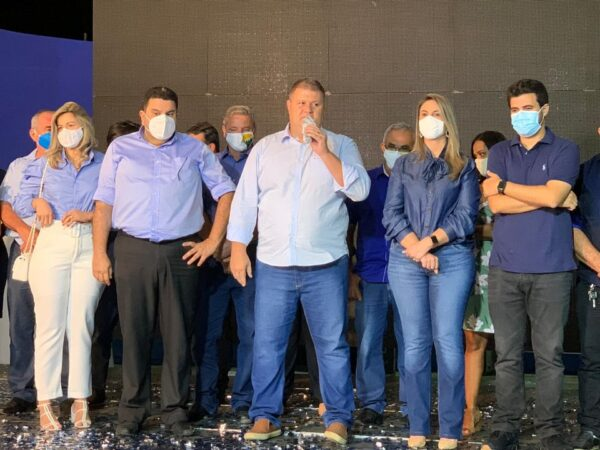 Oficializado candidato, André Gomes diz que a união faz de Boa Vista uma terra dos fortes