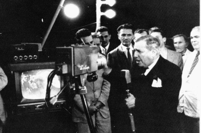 TV ALPB celebra 70 anos da TV no Brasil com exibição de documentário