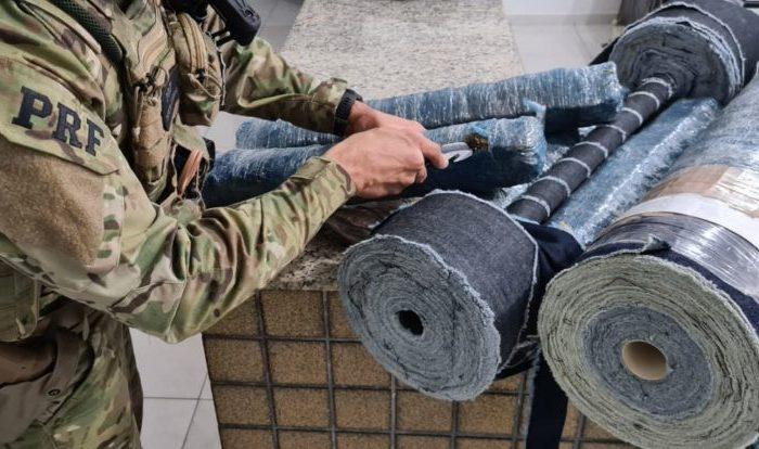 MOÍDOS DA REDAÇÃO: Homem é preso pela PRF transportando mais de 20 kg de maconha no Cariri