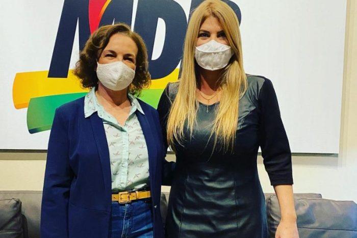 Tatiana nega proposta para lotear secretaria em Campina