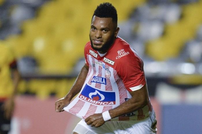 Palmeiras descarta retorno de Borja e até aceita ter prejuízo