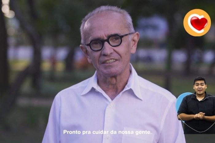 Cícero anuncia equipe de transição e Socorro Gadelha como secretária