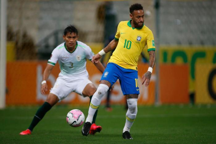Seleção inicia com goleada sua caminhada rumo à Copa de 2022