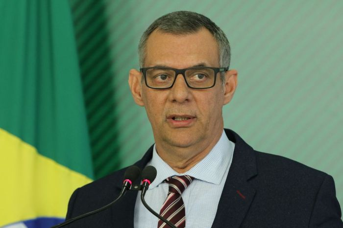Rêgo Barros é exonerado do cargo de porta-voz da Presidência