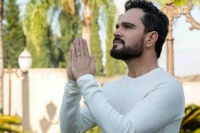 Luciano Camargo anuncia carreira como cantor Gospel