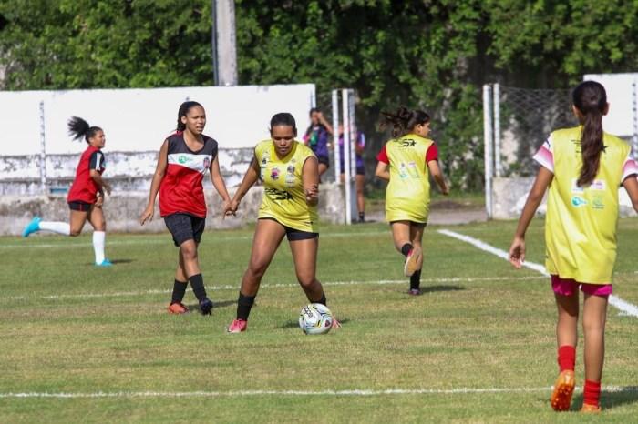 Mesmo sem data da FPF, paraibanas continuam treinos