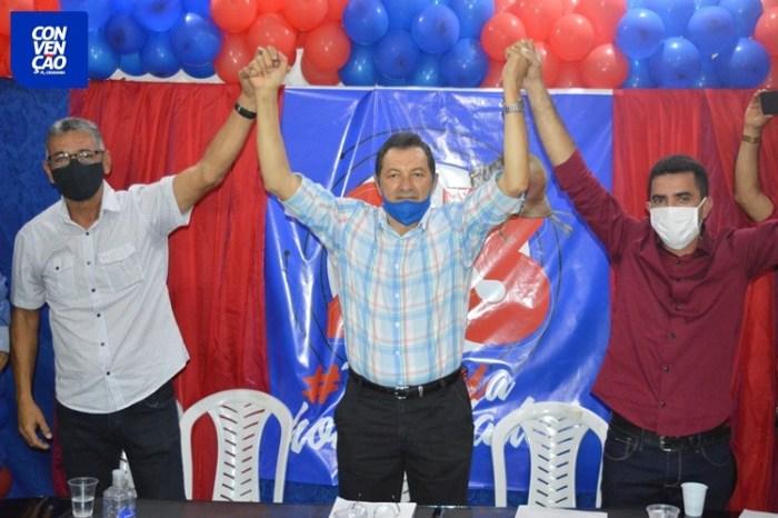 Justiça Eleitoral defere registro de candidatura Aristeu Chaves para prefeito de Camalaú