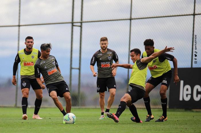 Atlético-MG encara o Sport em busca da recuperação no Brasileiro
