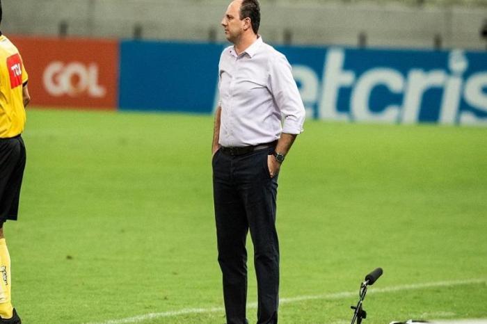 Flamengo anuncia Rogério Ceni como seu novo técnico