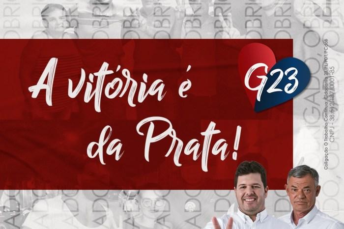 Genivaldo Tembório, do Cidadania, é eleito prefeito de Prata