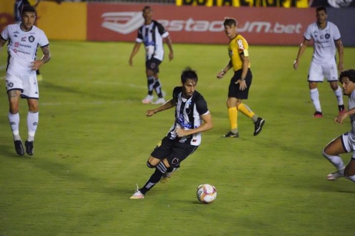 Botafogo-PB empata com o Remo e segue próximo do Z2 da Série C