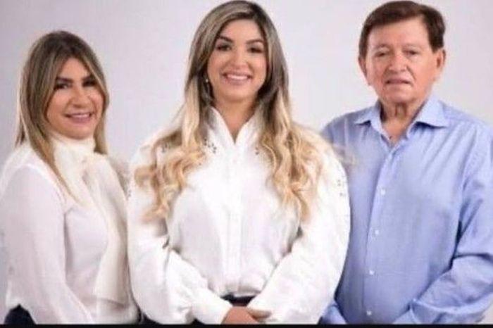 Edna, João e Micheila Henrique são diagnosticados com Covid-19