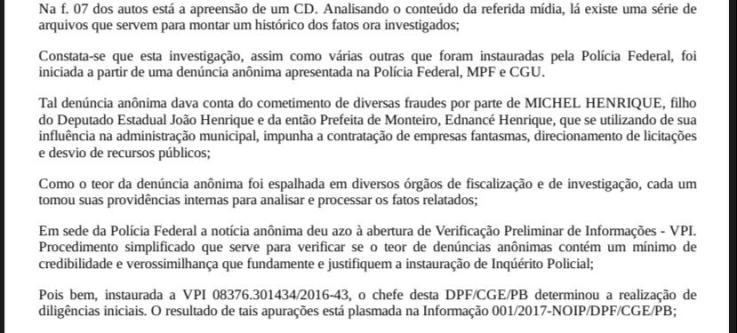 WhatsApp-Image-2020-11-09-at-14.14.04 Inquéritos da PF citam cometimento de diversas fraudes por parte de Michel Henrique na prefeitura de Monteiro