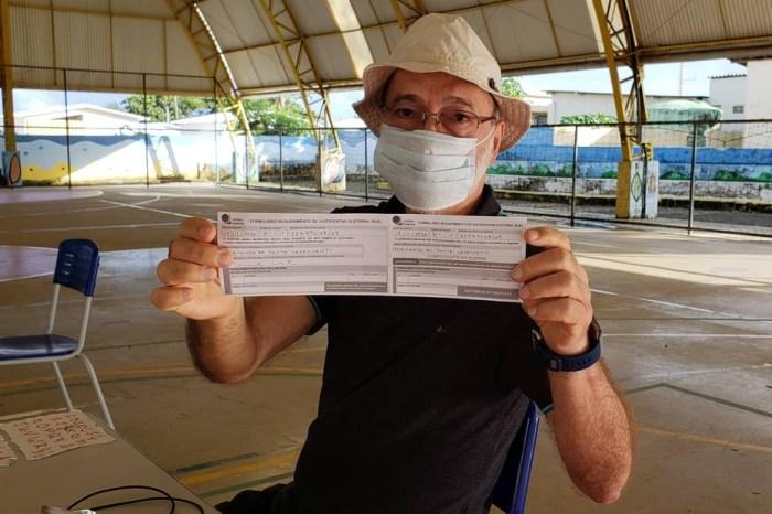 Fernando de Noronha abre o processo eleitoral no Brasil