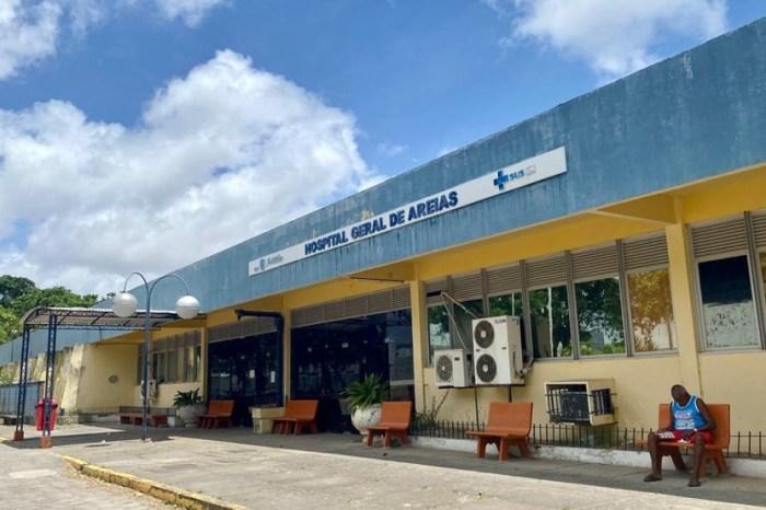 Pacientes são transferidos após incêndio em hospital do Recife