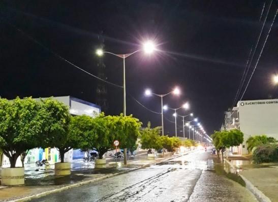 Chove mais de 70 mm em Monteiro nesta terça-feira