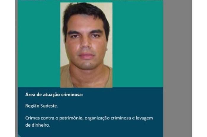 4º na lista de mais procurados do Brasil é preso com fuzil de guerra