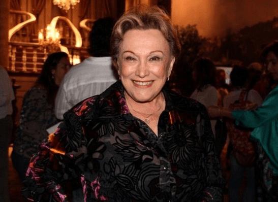 Morre Nicette Bruno, aos 87 anos, vítima de Covid-19