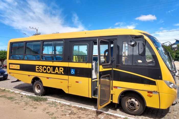 Detran-PB inicia vistorias no transporte escolar neste sábado
