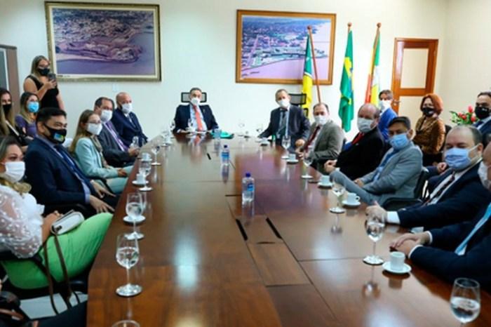 Presidente do TSE visita Macapá, que terá eleição neste domingo