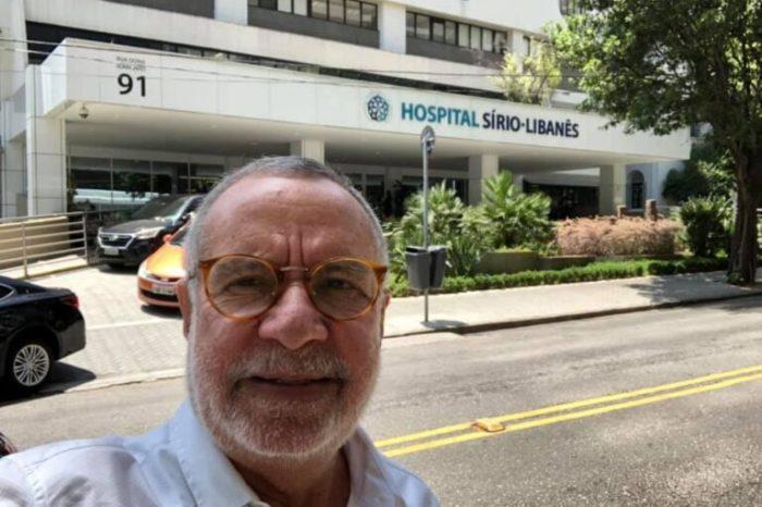 Ex-deputado Carlos Batinga recebe alta hospitalar e se recupera da Covid-19