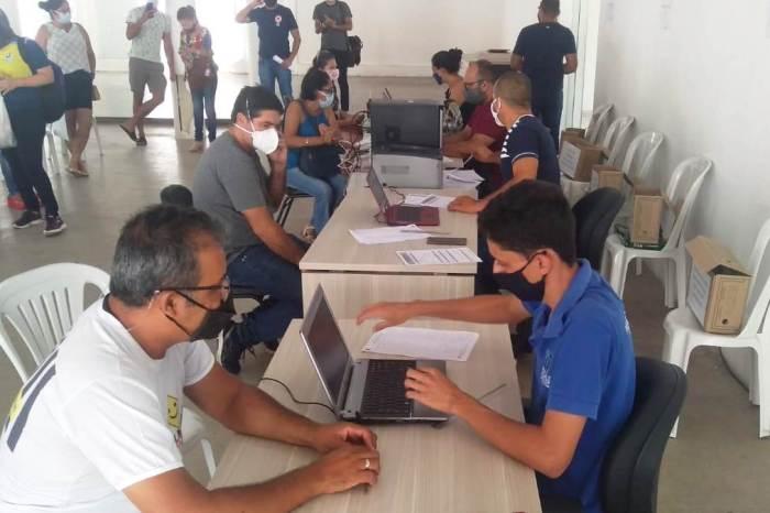Censo municipal é iniciado com trabalho dinâmico e participação efetiva dos servidores