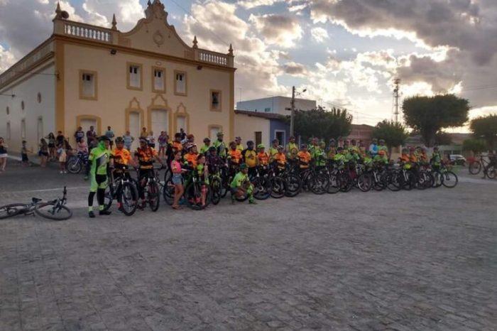 Ciclistas de Boa Vista realizam neste sábado o 3º Giro Cariri e percorrerão 228 Km