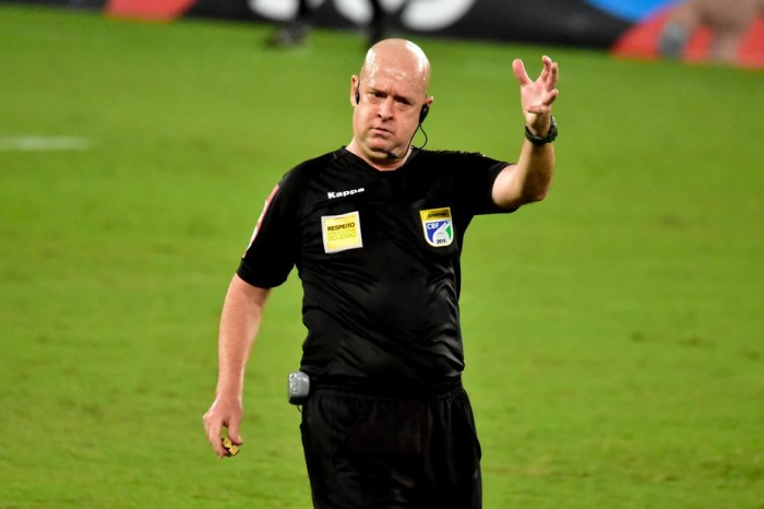 Héber Roberto Lopes vai apitar Clássico Tradição decisivo pela Série C