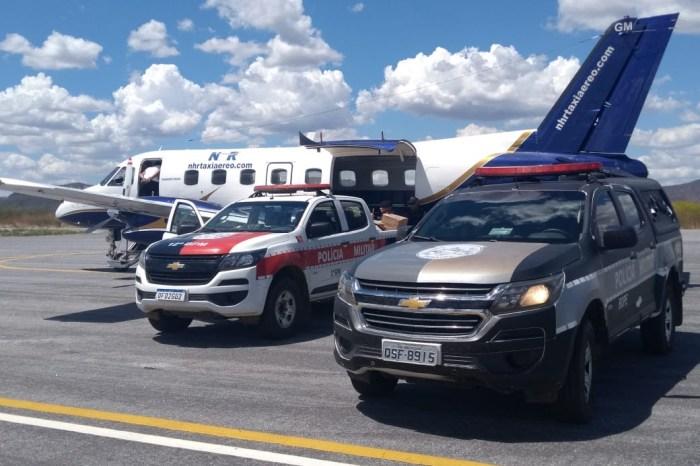 Polícia intercepta e apreende R$ 30 milhões em cocaína na Paraíba