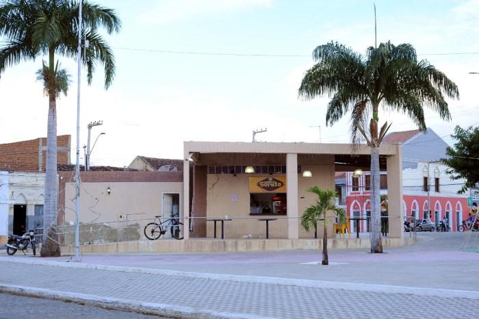 Prefeitura de Monteiro realiza reforma e modernização em ambientes da Praça João Pessoa