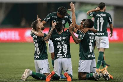 Palmeiras tenta superar maratona em 2021 com competições de mata-mata