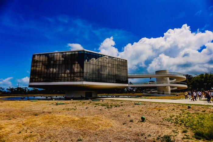 Cícero Lucena e João Azevêdo visitam Estação Cabo Branco e planejam ações para reativar o complexo