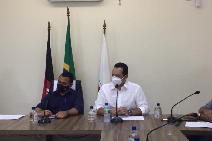 Prefeito Éden Duarte é eleito presidente do Consórcio de Saúde do Cariri