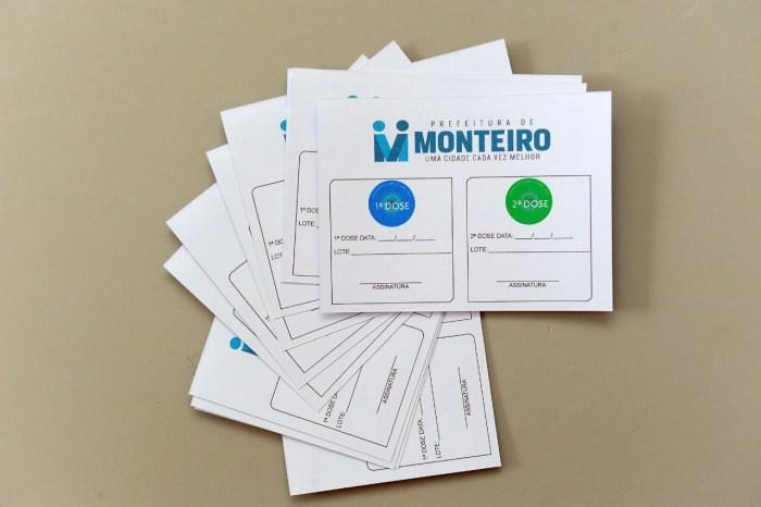 Monteiro presta contas ao Ministério Público Federal e Estado sobre vacinas contra a Covid-19