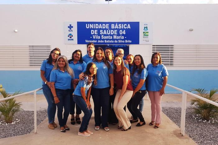 Equipe do PSF 04 em Monteiro supera meta em realização de exames do Janeiro Verde