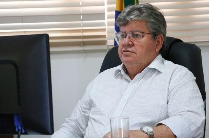 Governador João Azevêdo decreta luto oficial pela morte de José Carlos da Silva Júnior