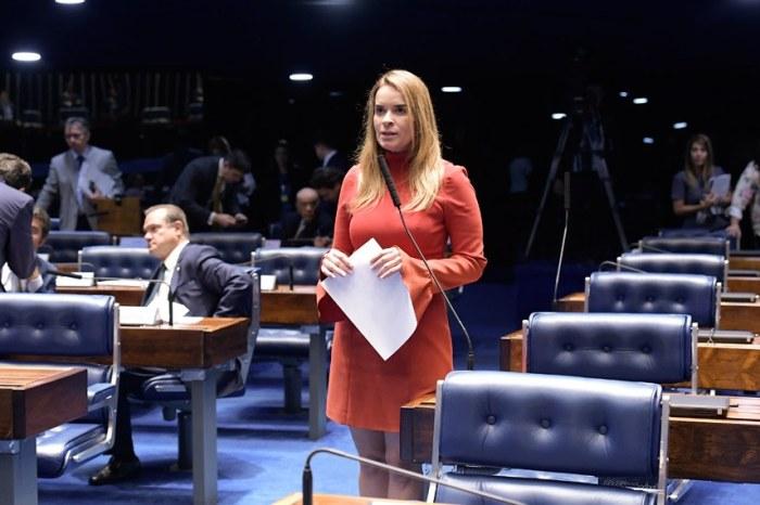 Daniella Ribeiro confessa votar em correligionário para a presidência do Senado