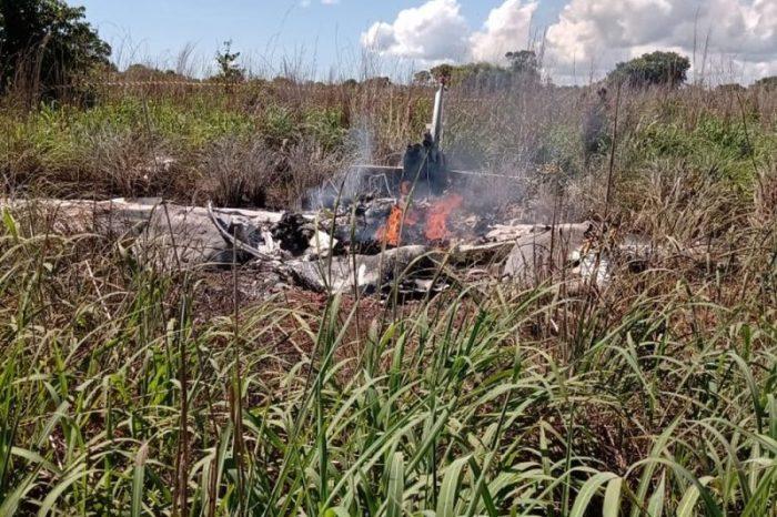 Ex-jogador do Botafogo-PB é uma das vítimas de queda de avião em Tocantins