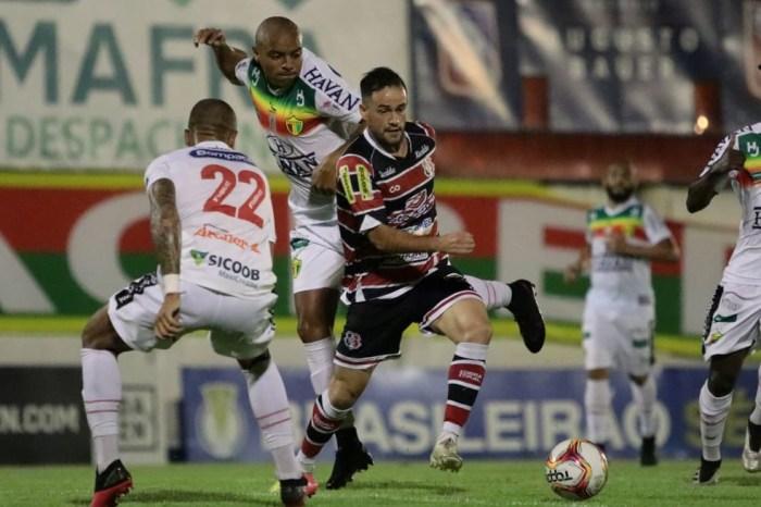 Remo e Paysandu tem chance e grupo C se torna imprevisível