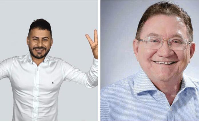 Racha a vista em Santo André entre atual prefeito Edglei e o ex-prefeito  Marinho
