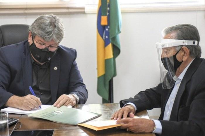 Azevêdo lança campanha para incentivar doações ao Hospital Napoleão Laureano